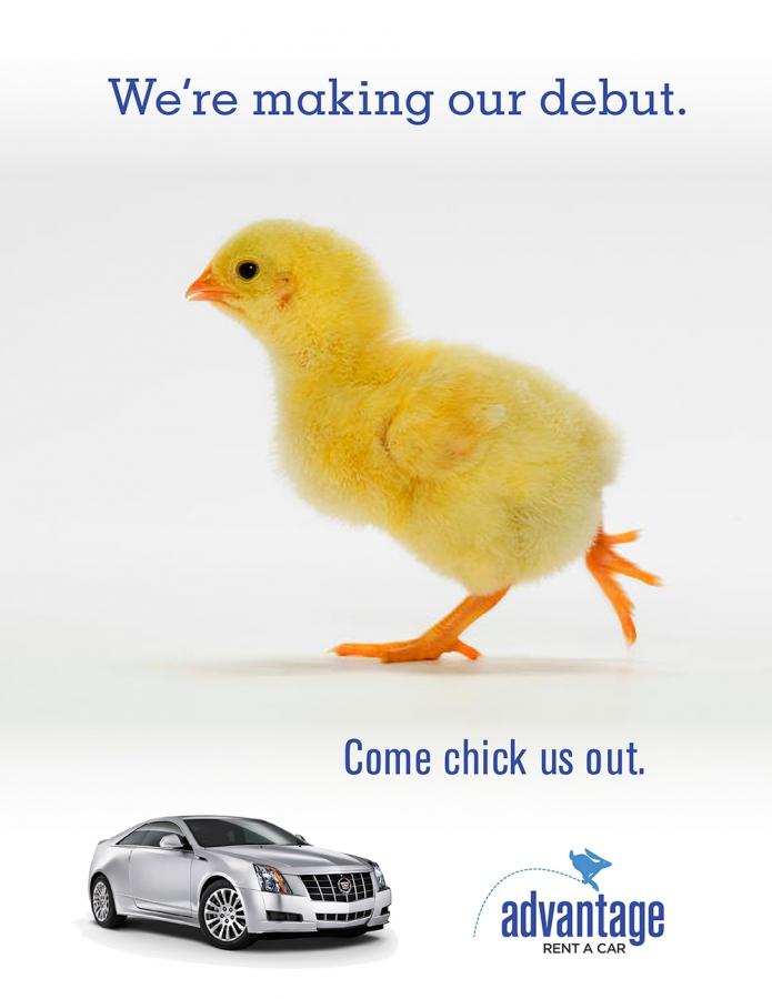 Chick Ad