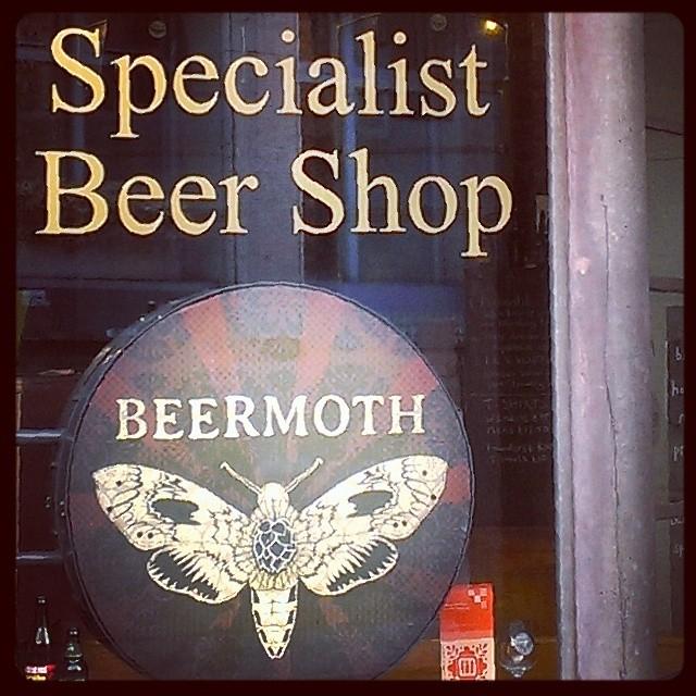 Beer Moth Logo
