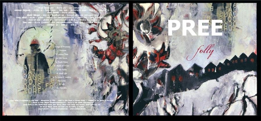 Folly CD Cover Concept Art