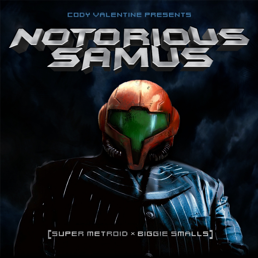 Notorious Samus Album Art