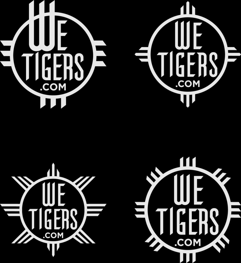 We-Tigers Logo Design