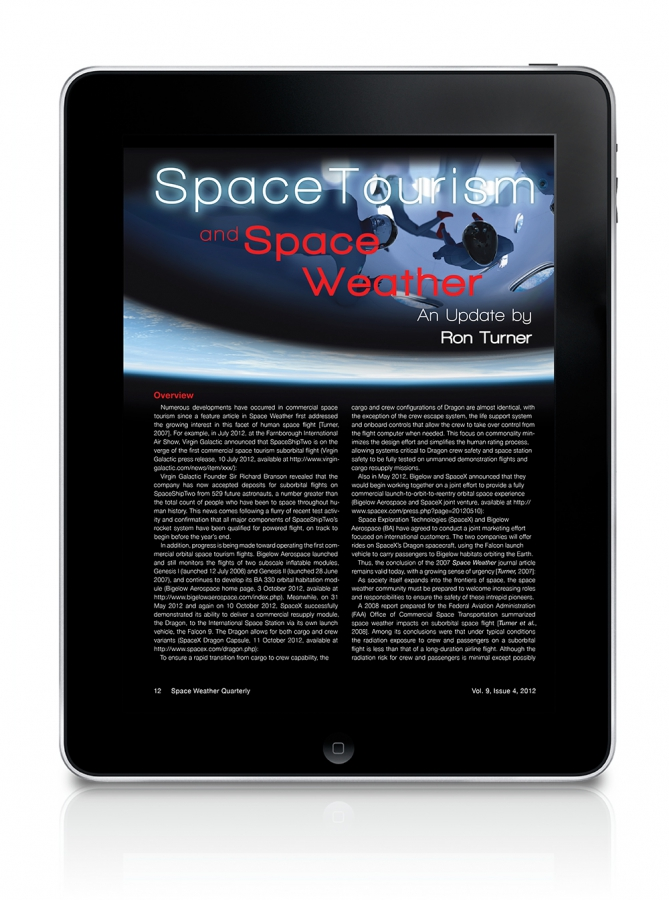 Mobile Magazine Layout