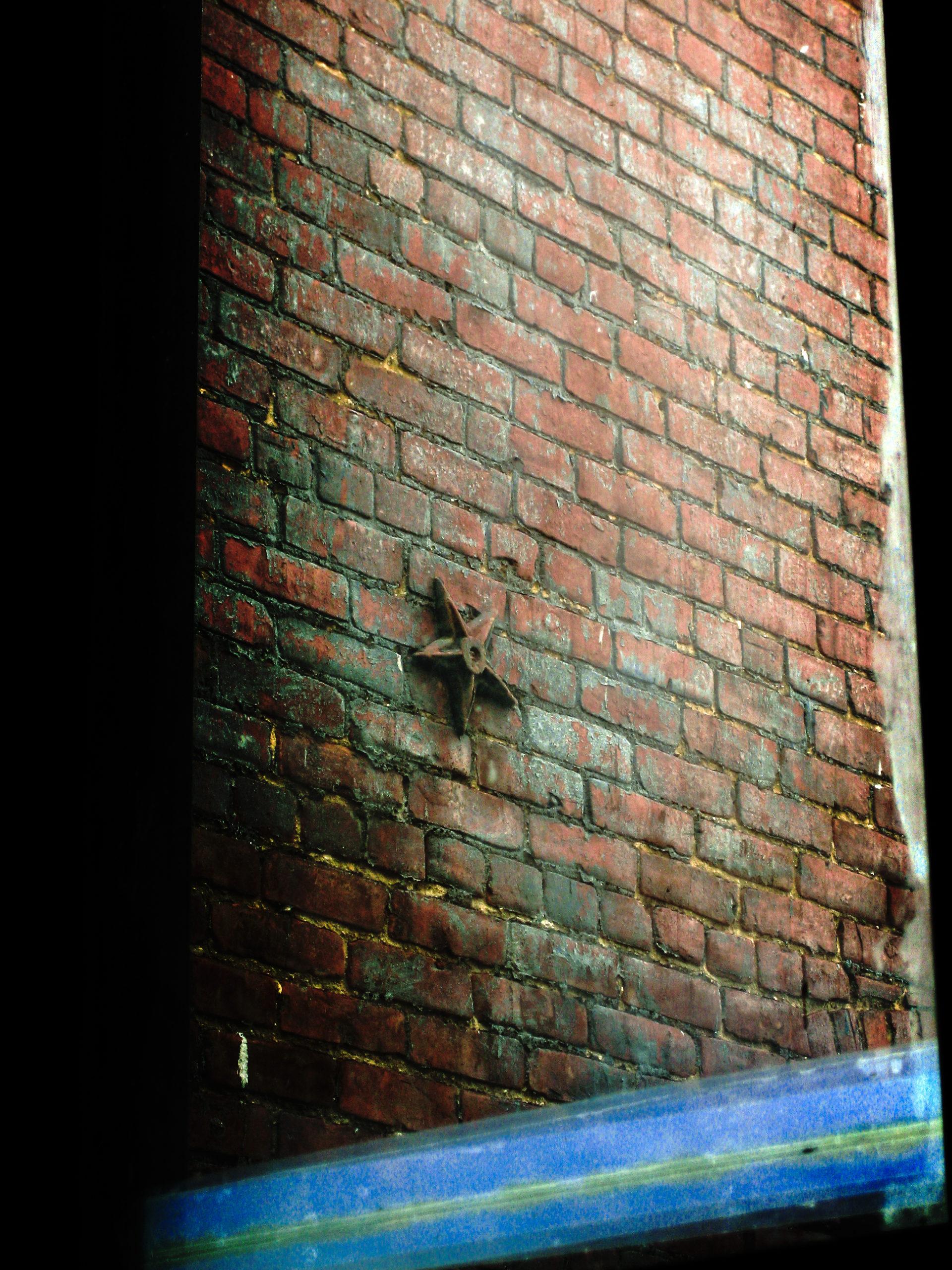 Anchor Plate, Washington D.C., April 2007