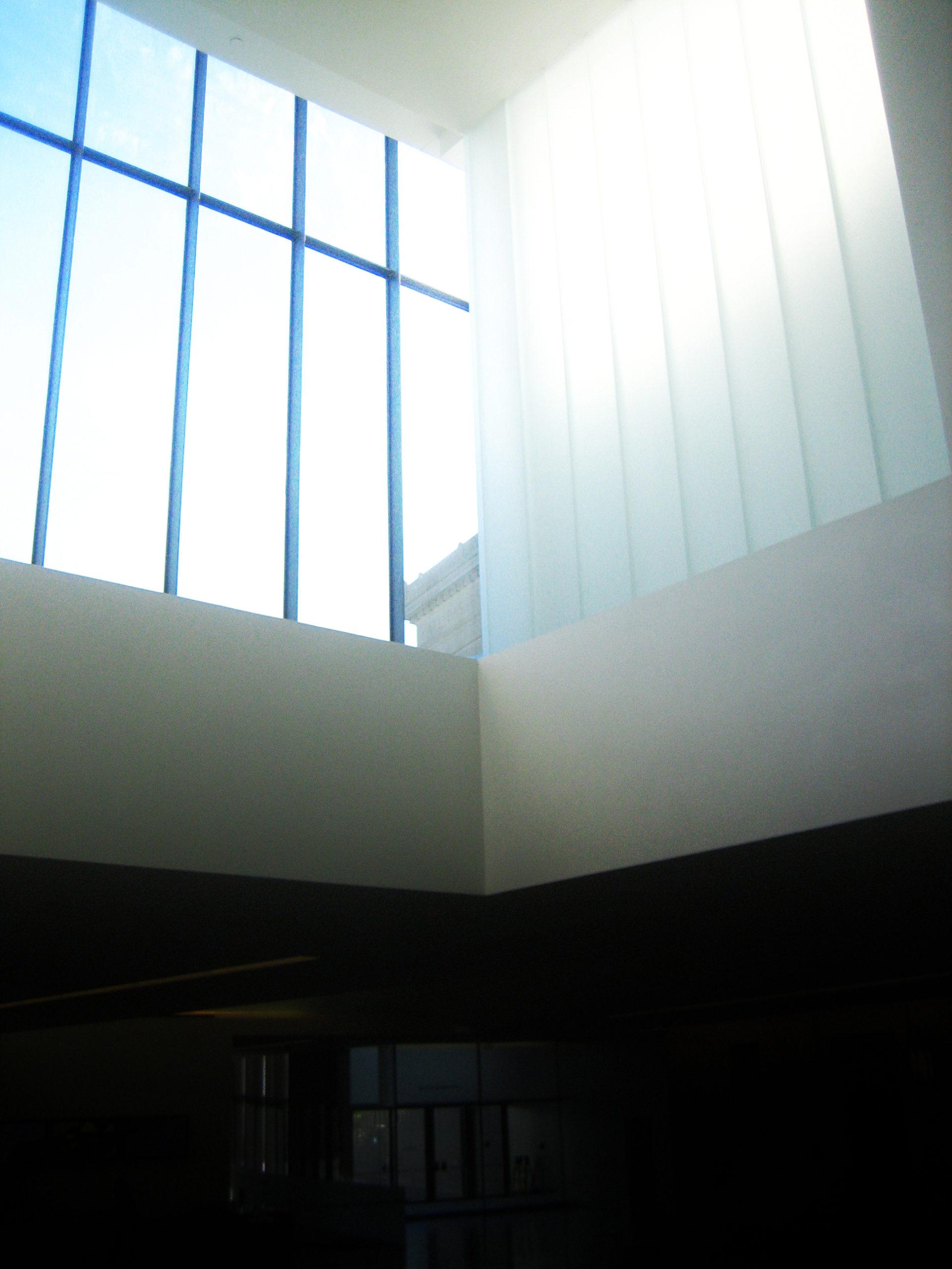 Block Building, Nelson Atkins Museum of Art, Kansas City Missouri, September 2007