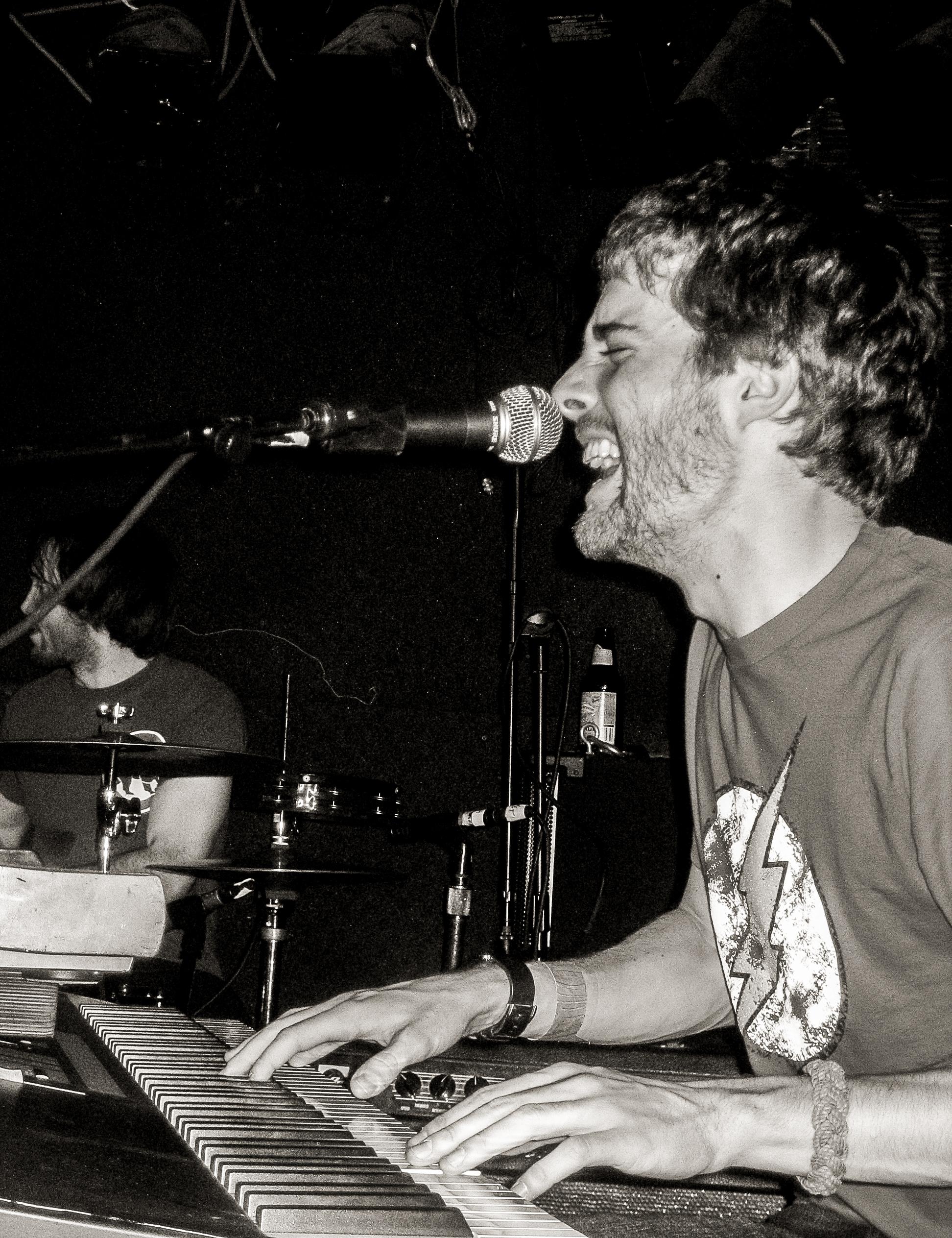Concert Photo, Washington D.C., October 2007